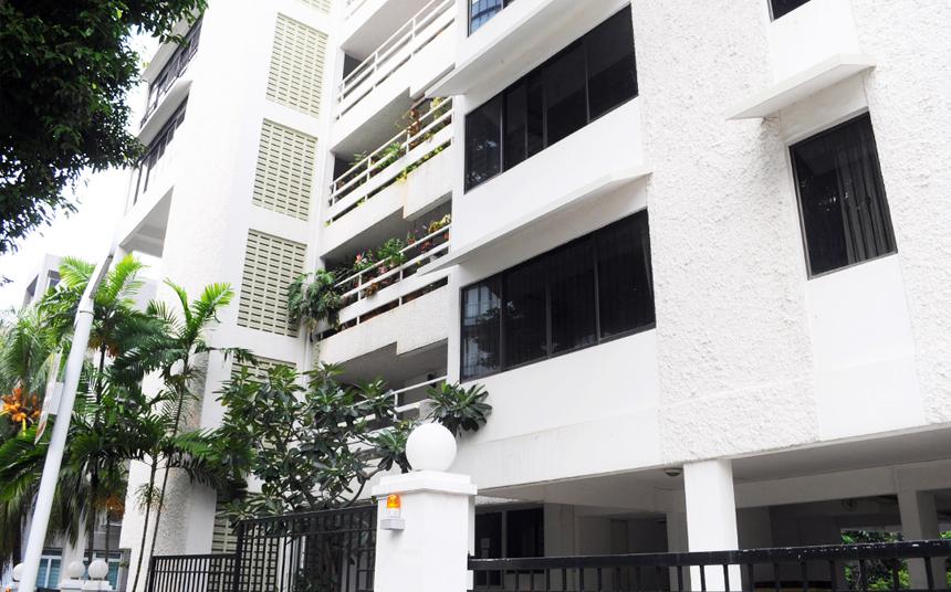 Top Ten Apartments